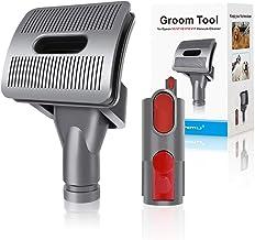 LANMU Attachments for Dyson V11 V10 V8 V7 V6 Vacuum Cleaner Groom Tool