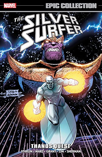 Silver Surfer Epic Collection: Thanos Quest (Silver Surfer (1987-1998)) (English Edition)