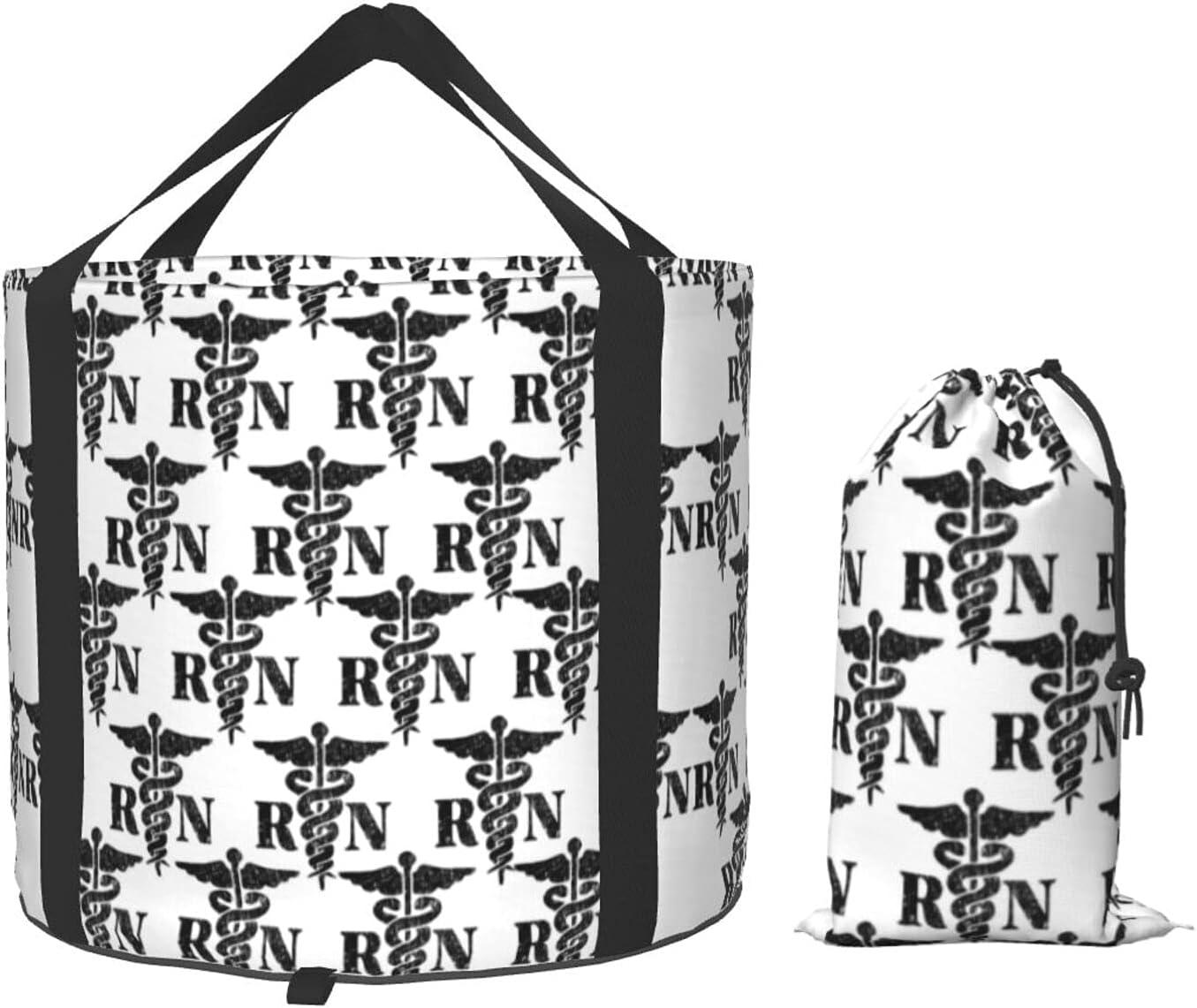 Multifunctional Portable Collapsible Bucket Dealing full 5 popular price reduction EMT Nurse Rn Folding