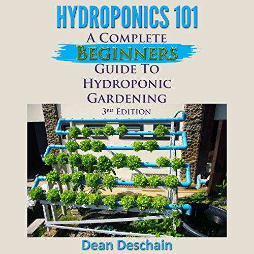Hydroponics 101 (3rd Edition) cover art
