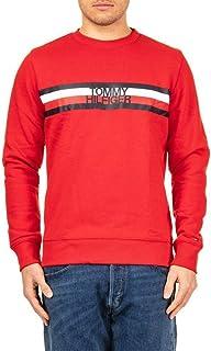 Tommy Hilfiger Men's Colour-Blocked Logo Sweatshirt