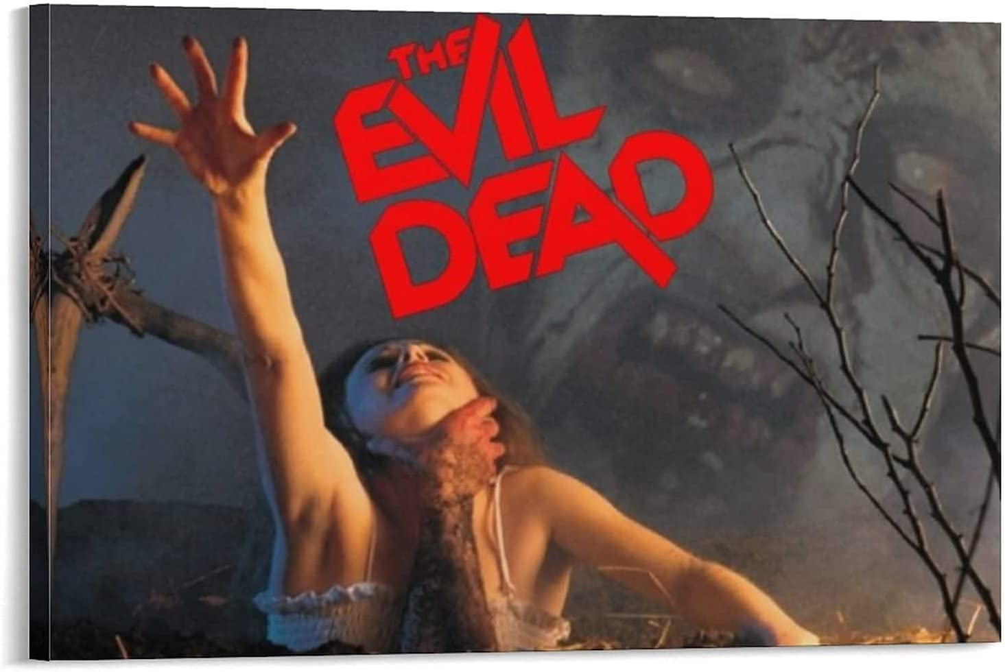 Movie The Evil Dead Painting And Prints Moder New mail Cheap mail order specialty store order Posters Decorative