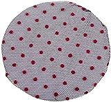 Unbekannt Vintage Nylon Polka DOTS Punkte Haarnetz HAIRNET für Pin Up Frisuren Rockabilly