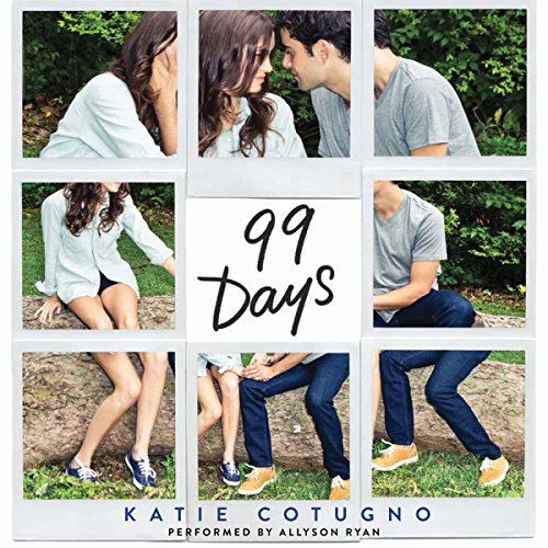 99 Days audiobook cover art