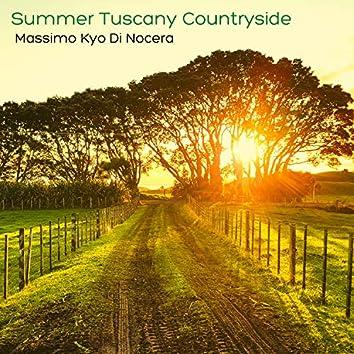 Summer Tuscany Countryside