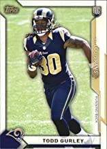 2015 Topps Take it to the House #20 Todd Gurley Rams NFL Football Card NM-MT