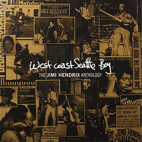 West Coast Seattle Boy: the Jimi Hendrix Anthology (8 LP)