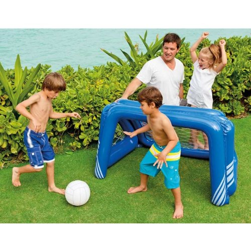 INTEX Gonflable Football buts/Water-Polo Net