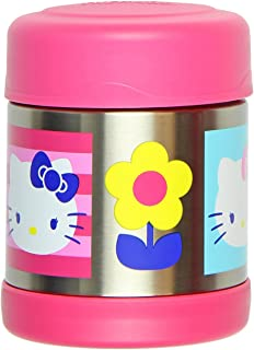 Thermos FUNtainer Food Jar, Hello Kitty, 10 Ounce