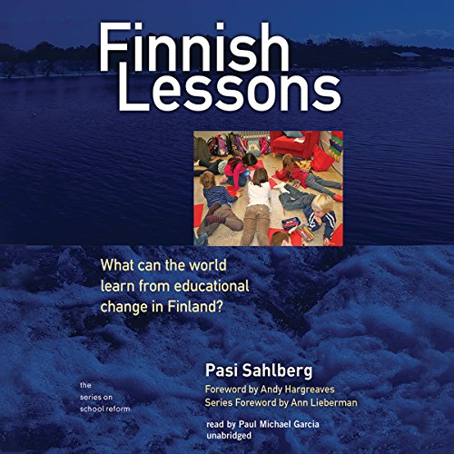 Finnish Lessons audiobook cover art