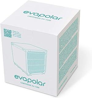 Evapolar Vervangende Cartridge voor evaLIGHT Plus Persoonlijke Verdampingskoeler en Luchtbevochtiger/Draagbare Airconditio...