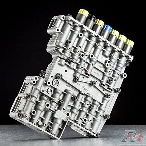 ZF 6HP19 / 6HP26 Rebuilt, Updated Transmission Valve Body/Mechatronic compatible with BMW A035/B035