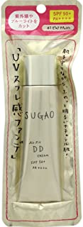 スガオ (SUGAO) エアーフィット DDクリーム ピュアナチュラル SPF50+ PA++++ 25g