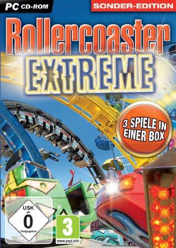 Rollercoaster Extreme: Sonder-Edition (Teil 1-3) [Importación alemana]