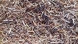 Naturbrennstoffe Kretschmann OHG ▶ Miscanthus Einstreu, Elefantengras, Chinagras, 1500 Liter, 1,5m³, gehäckselt im Big Bag auf Palette, Pferdeeinstreu