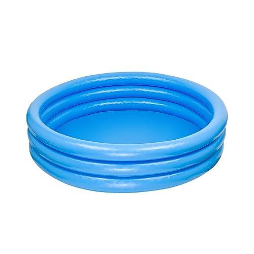 Intex - 59416NP - Jeu D Eau Et De Page - Piscine Bleu Cristal - 1.14m x 25cm