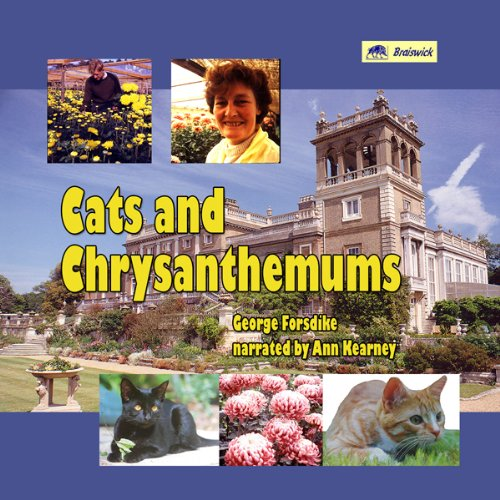 Cats and Chrysanthemums audiobook cover art