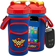 Performa Fitgo - Original Shaker Bottle Sleeve, All-in-one Shaker Cup Performance Organizer, Quick & Easy Access Your Work Out Essentials, Water Resistant and Durable