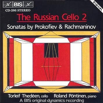 Prokofiev / Rachmaninov: Cello Sonatas