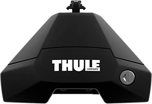 Thule Evo Clamp, Soporte para barras de techo, vehículos sin puntos de conexión, portaequipajes sin barras de serie, ...