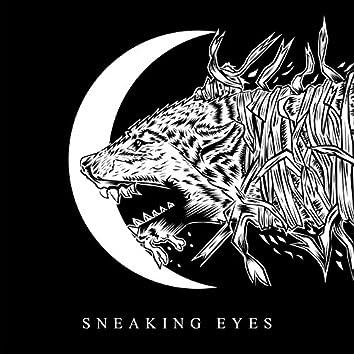 Sneaking Eyes