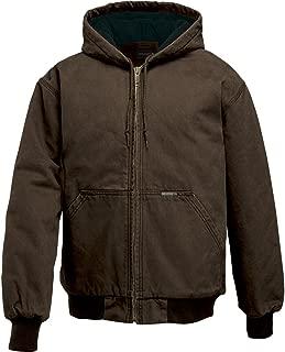 Men's Houston Cotton Duck Hooded Jacket