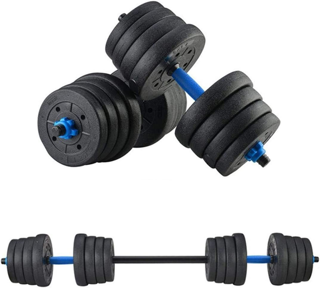 GY613 Adjustable ●スーパーSALE● セール期間限定 Dumbbell 正規品送料無料 Set Gym Exercise 22 Training Workout