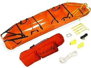 MSA SRSSK200 Sked Basic Rescue System, International Orange
