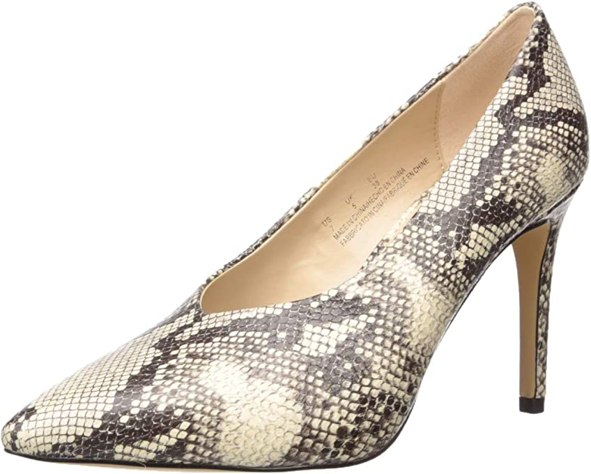 The Drop Women's Taylor High Vamp Stilleto Pump