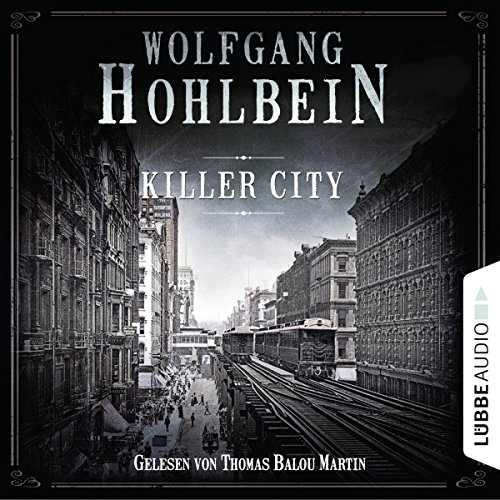 Killer City cover art