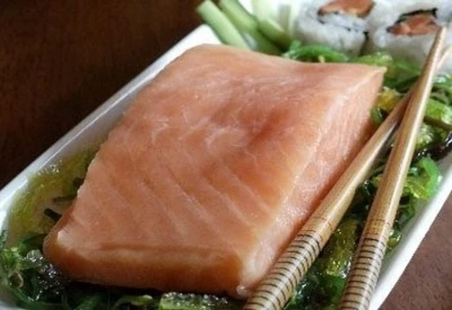 Norwegian Salmon 8 oz. Center Cuts 5 lbs. (10 Pcs.)
