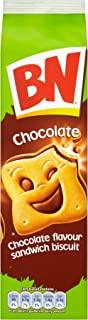 McVitie's BN Sandwich Biscuits - Chocolate (295g) - Pack of 6