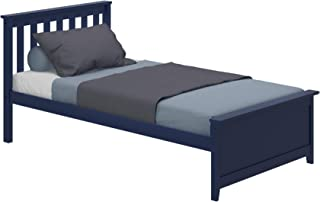 Best blue wood twin bed Reviews