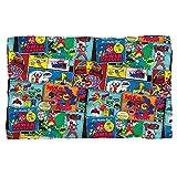 Power Rangers Pattern Fleece Throw Blanket