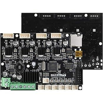 GCDN 3D Impresora Placa Base, Tarjeta Madre V1.1.5 con Super ...