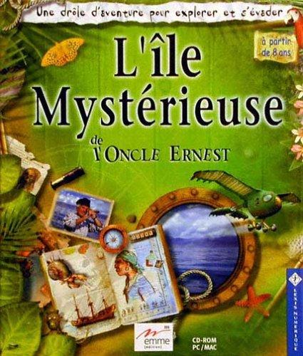 L'île mystérieuse de l'oncle Ernest