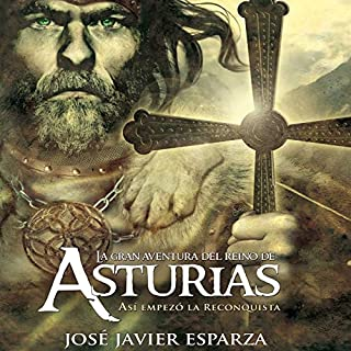 La Gran Aventura del Reino de Asturias [The Great Adventure of the Kingdom of Asturias] audiobook cover art