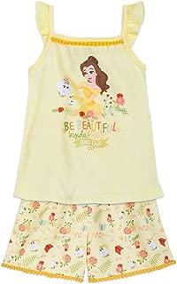 Disney Belle Short Sleep Set for Girls Multi