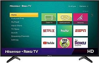 """Hisense 32"""" H4000GM Roku TV con Asistente de Google/Alexa (32H4000GM, 2021)"""