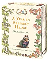A Year in Brambly Hedge: 4 Stories Throughout the Seasons