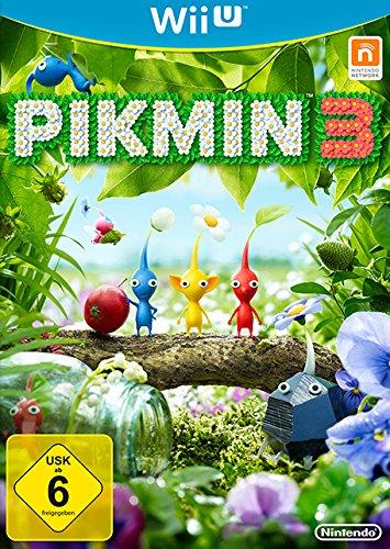 Wii U Pikmin 3 (PEGI)