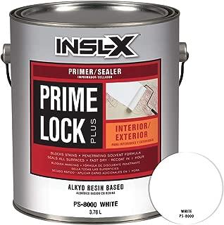 INSL-X PS800009A-01 Prime Lock Plus Alkyd Primer, 1 Gallon, White