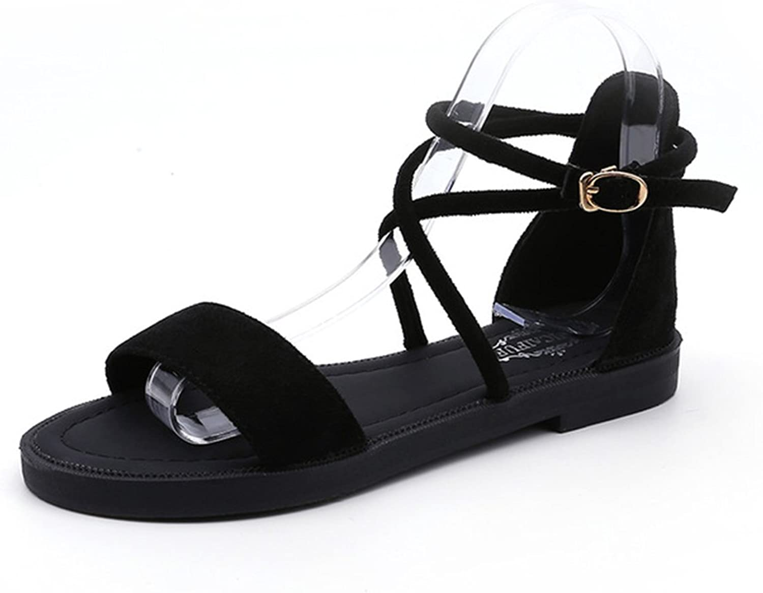 Mageed Women Summer shoes Platform Fashion Women Sandals Occasions Comfortable Female Flats Sandals