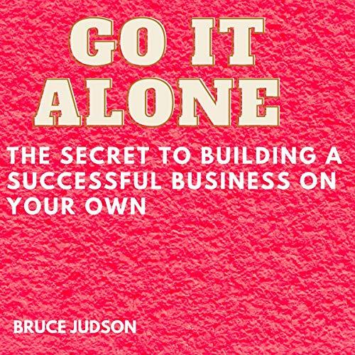 Go It Alone! cover art