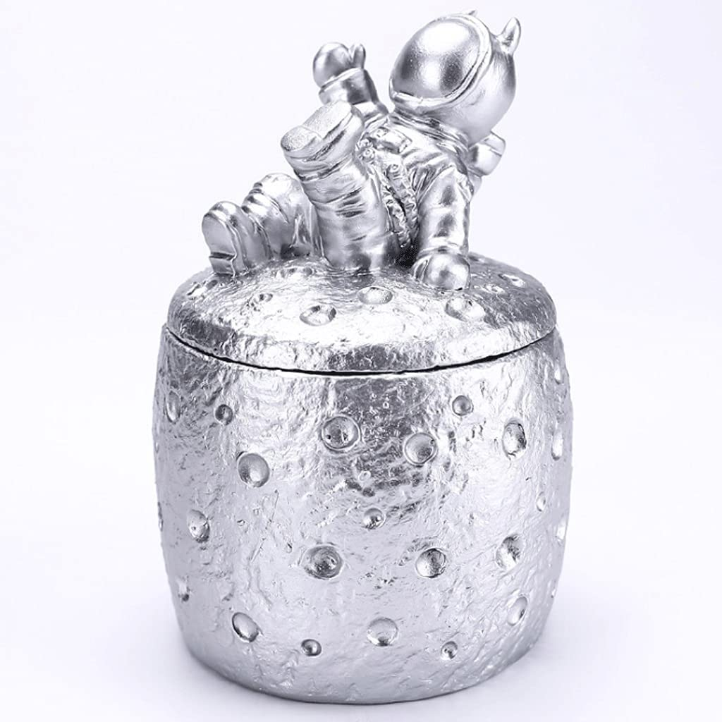 Popular shop is the lowest price challenge Ashtrays Astronaut Ashtray Creative Home Office Fashion 55% OFF Tray Ash