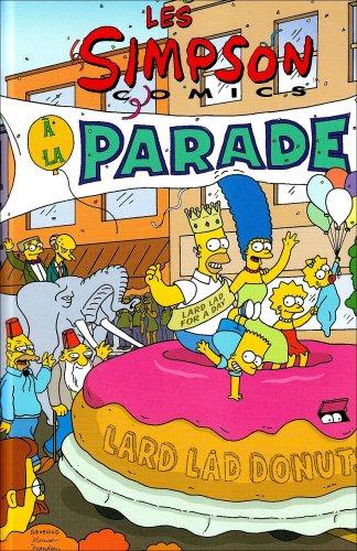 Les Simpson A La Parade