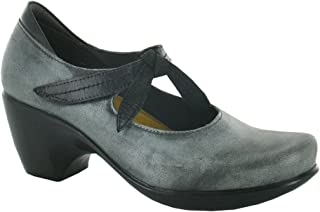 Naot Women's Pleasure Leather Mary Jane Shoes