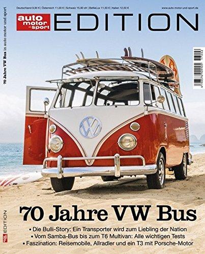 auto motor und sport Edition - 70 Jahre VW Bus