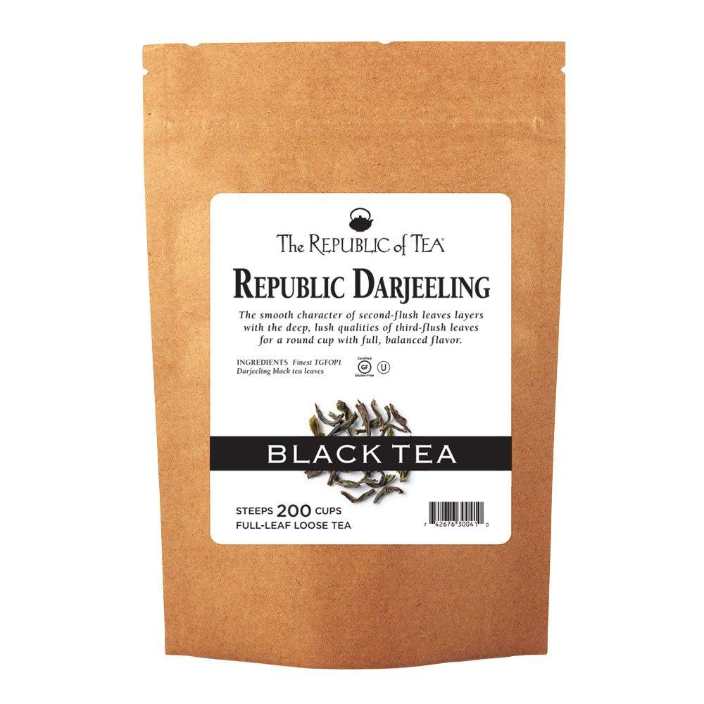 The Republic of Tea Darjeeling 1 Black Full-Leaf Austin 5 ☆ very popular Mall P