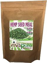 product image for Hemp Seed Meal, Raw, Organic, 16oz, Compostable Bag